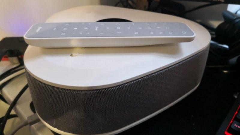 Freebox Delta : tests avec les claviers et souris