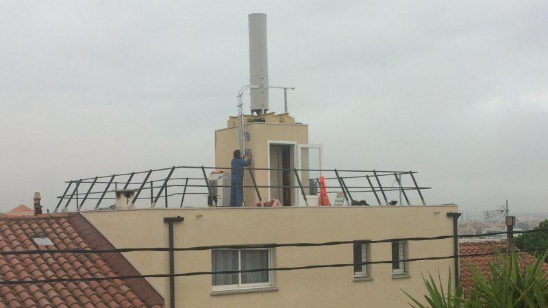 Le Collectif Non Antenne Reboul se monte contre la mise en service de l'antenne Free Mobile de Perpignan