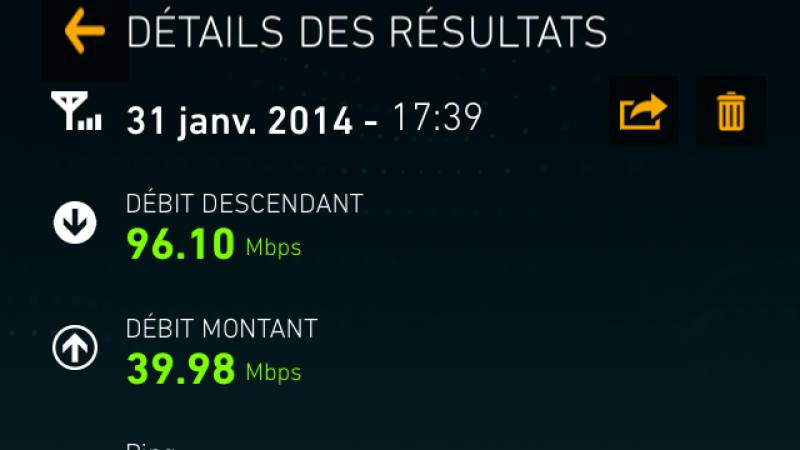 4G Free Mobile : Nouveau record encore battu à Nancy