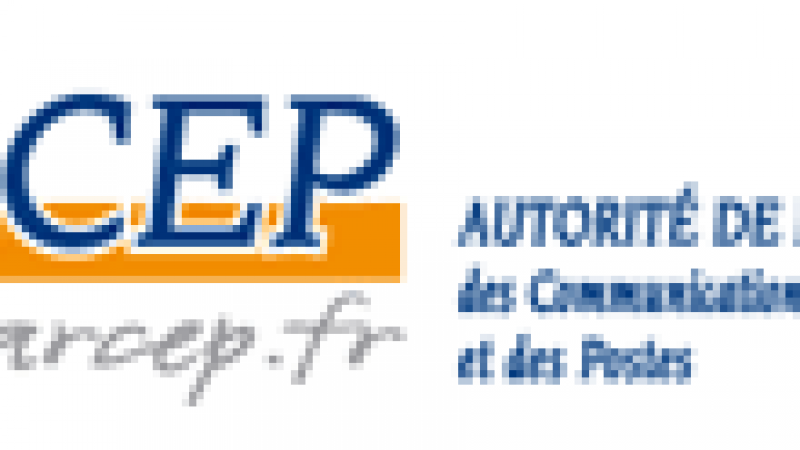 ARCEP / FIBRE OPTIQUE : Résultats des consultations publiques