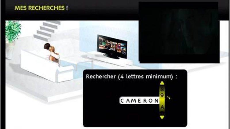 Numéricable lance le premier moteur de recherche multi-formats sur la TV