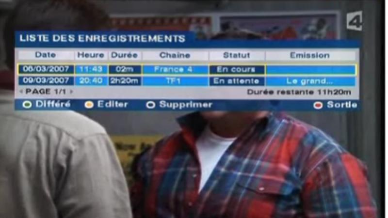 [3] Comparatif des offres de TV ADSL en vidéo