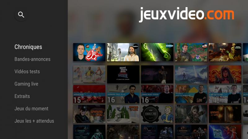 Retrouvez toute l'actualité jeux vidéo sur votre Freebox Mini 4K