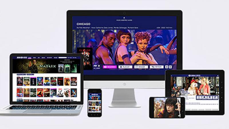 Jook Vidéo annonce des nouveautés sur Freebox dont une nouvelle interface avec Qt