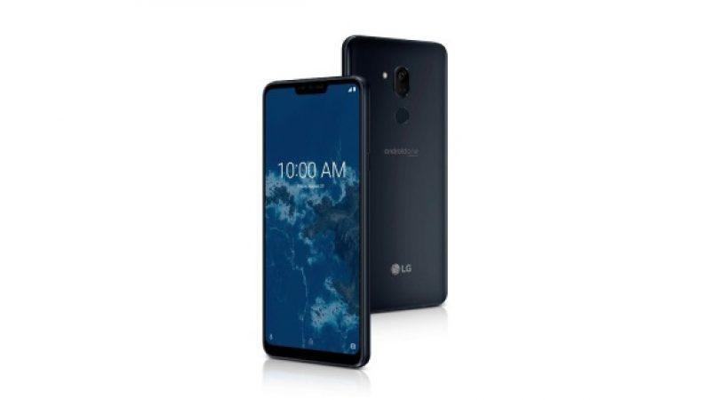 LG G7 One : le premier mobile de la marque du projet Android One