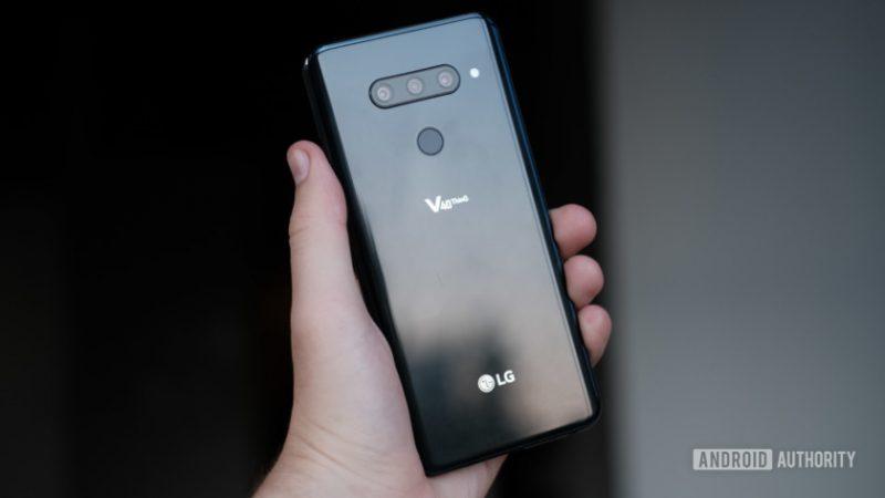 LG : un deuxième écran attaché en option serait possible sur un futur modèle