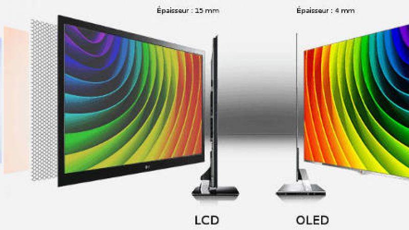 LG anticipe les futurs écrans OLED d'Apple