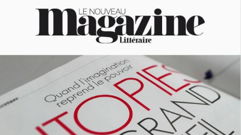 """Xavier Niel investit dans """"Le Nouveau Magazine Littéraire"""", une revue ambitieuse"""