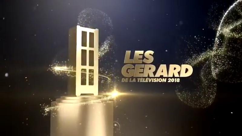Les gérard de la télévision 2018, ce soir sur Paris Première