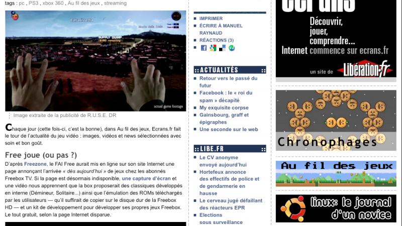 Libération (Freezone)