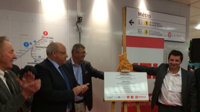 Orange, Free, Bouygues et SFR : top départ de la 4G dans le métro de Lille