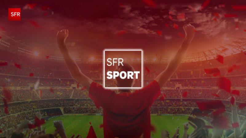 SFR lance une nouvelle chaîne SFR Sport, disponible sur Freebox Mini 4K