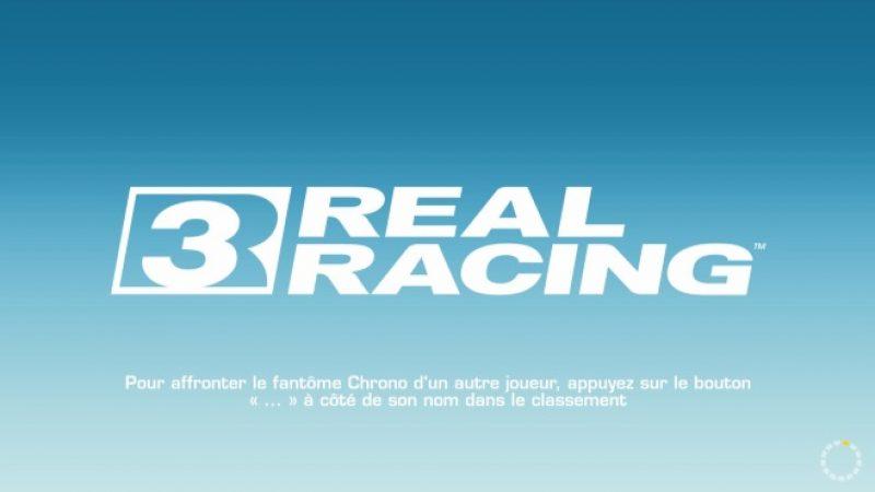 Freebox Mini 4K : Découvrez « Real Racing 3 » un jeu de course gratuit aux graphismes très réalistes, développé par EA