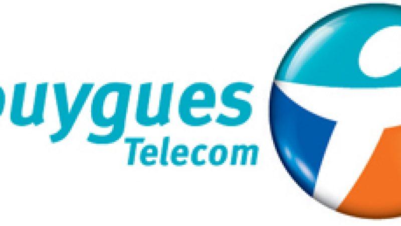 Bouygues Télécom s'offre un nouveau logo en flat design