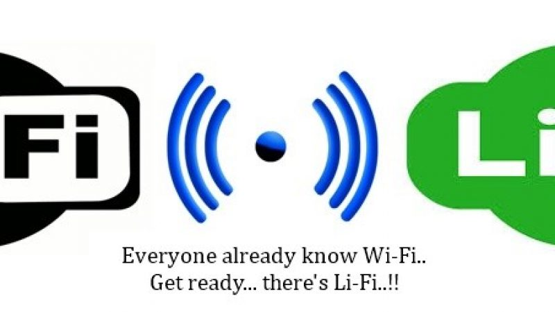 Le LiFi, l'internet par la lumière, est dorénavant fonctionnel et s'ouvre à d'autres horizons