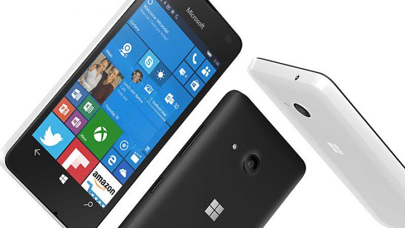 Free Mobile accueille un nouveau Microsoft Lumia