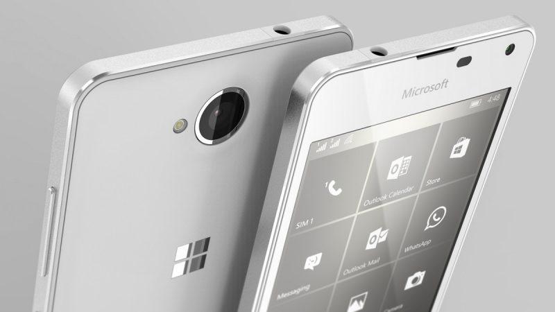 Microsoft devrait dévoiler le Lumia 650 dès le 1er février ?