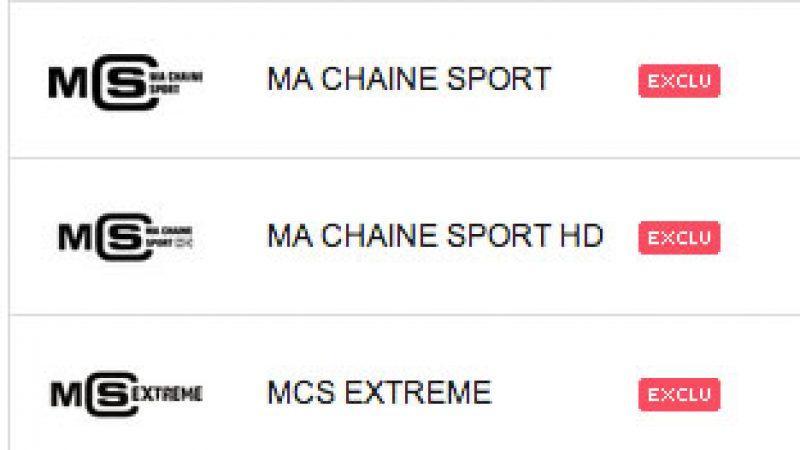 MCS et MCS Extrême : 2 nouvelles chaînes vont disparaitre de Freebox TV pour cause d'exclusivité Canalsat