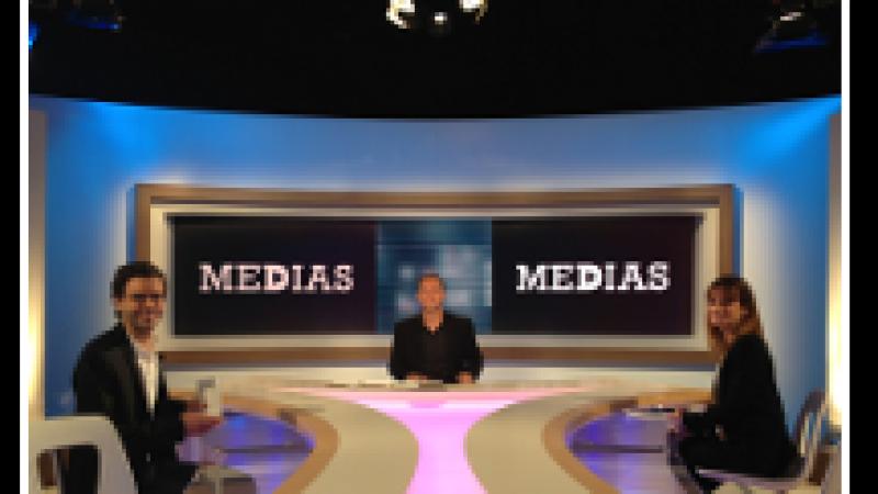 Free et l'Adgate dans « Médias Le Magazine » ce dimanche sur France 5