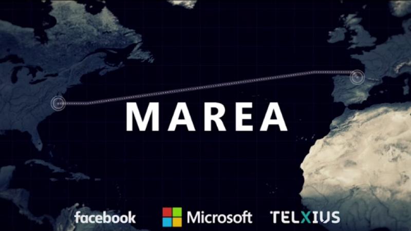 Facebook et Microsoft annoncent avoir finalisé la pose d'un câble sous-marin transatlantique d'une capacité de 160 térabits/seconde