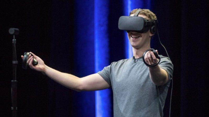 Facebook se lance dans la réalité augmentée