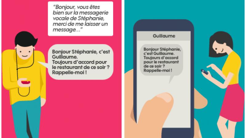 Sosh lance une option permettant de lire les messages vocaux plutôt que les écouter