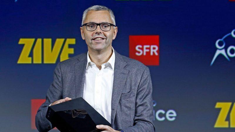 L'ancien patron de SFR, Michel Combes, a quitté Altice avec un total de 9,4 millions d'euros en poche