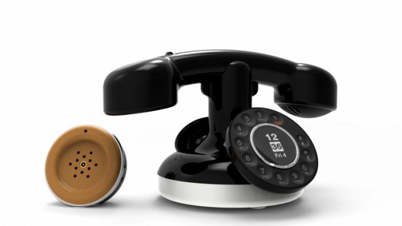 Orange lance NeoRetro, un téléphone design, en financement participatif