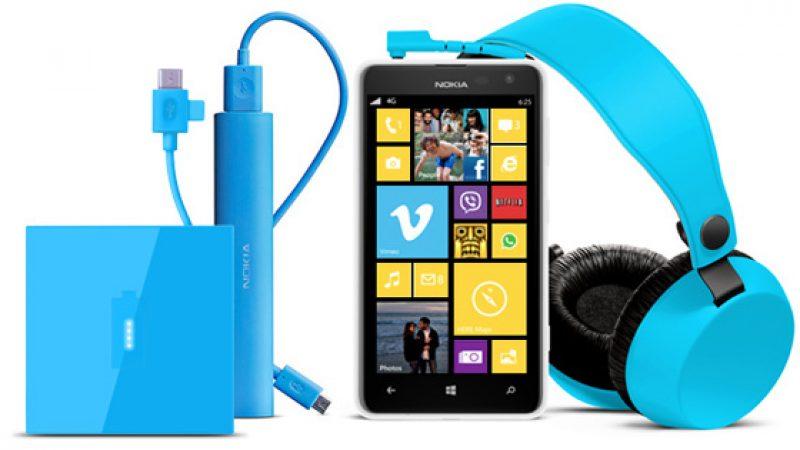 La mise à jour « Black » est disponible pour les Nokia Lumia 625