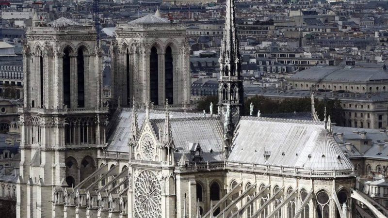France 2 diffusera une émission exceptionelle ce samedi au profit de la reconstruction de Notre-Dame de Paris