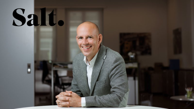Xavier Niel veut accélérer la croissance de Salt, un nouveau patron est nommé