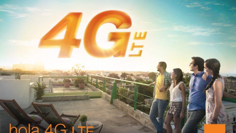 Orange va faire une démonstration de sa 4G+ à 400 Mb/s au Mobile World Congress
