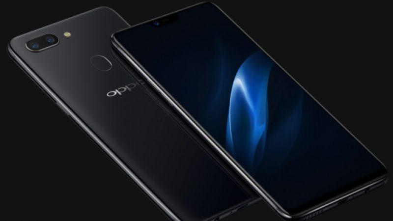 Oppo : un aperçu du OnePlus 6 avec les nouveaux R15 ?