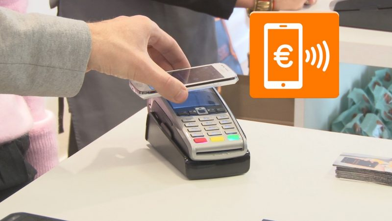 Orange Cash, qui transforme votre mobile en carte bleue, est maintenant disponible sur iPhone