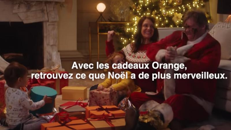 """Orange lance ses offres spéciales """"Noël"""" sur les box et le mobile"""