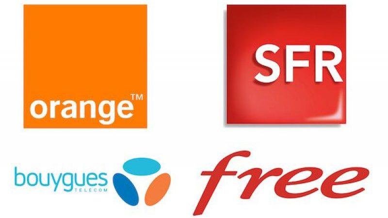 Classement des opérateurs les plus attaqués : Free enregistre le moins de litiges, SFR voit rouge