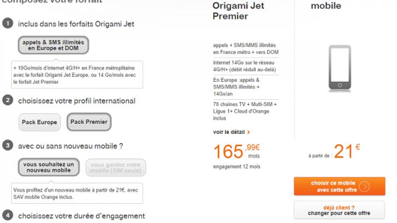 Orange : Deezer Premium+ disparaît, un nouveau forfait et plus de roaming dans ses offres