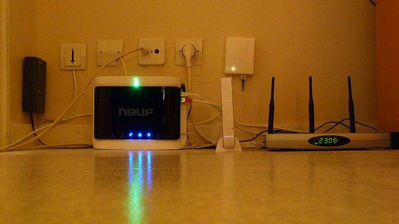 """J'ai une Freebox ADSL et une Neufbox """"Optique"""""""