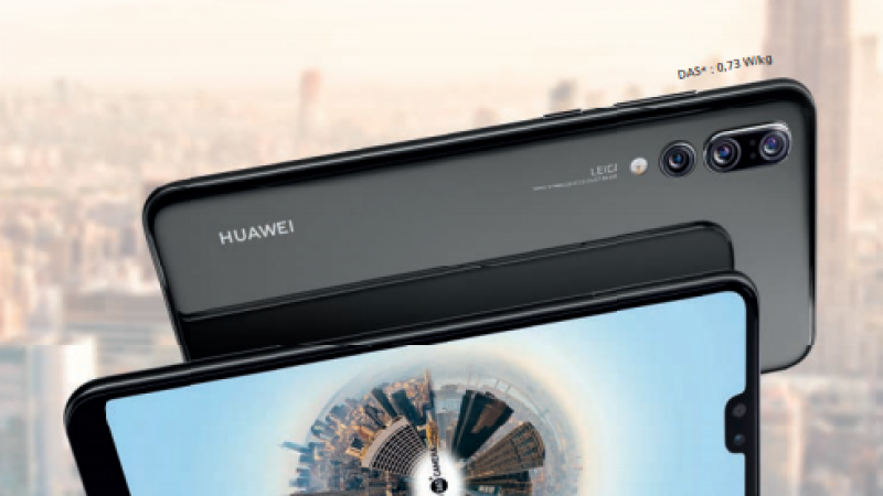 "Free Mobile : le Huawei P20 est maintenant  disponible en version ""Twilight"""