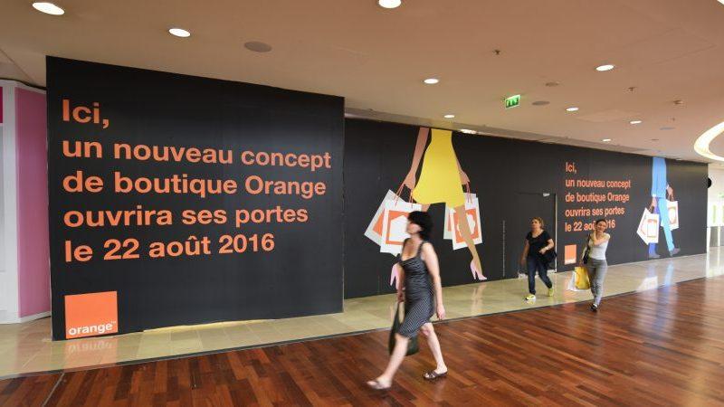 Orange va inaugurer son nouveau flagship le 22 août à la Défense