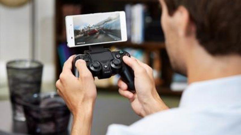 Sony lance la fonction PS4 pour la série Xperia Z3 (smartphones et tablettes)