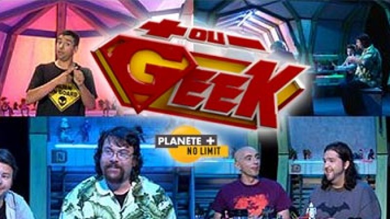 [Emission] + ou – Geek, sur Planète No Limit