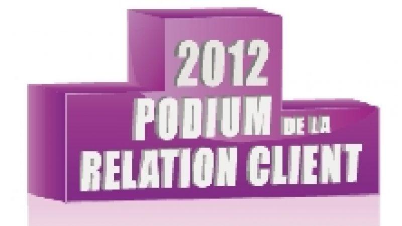 Le Podium de la Relation Client repoussé par la victoire de Free Mobile en 2012
