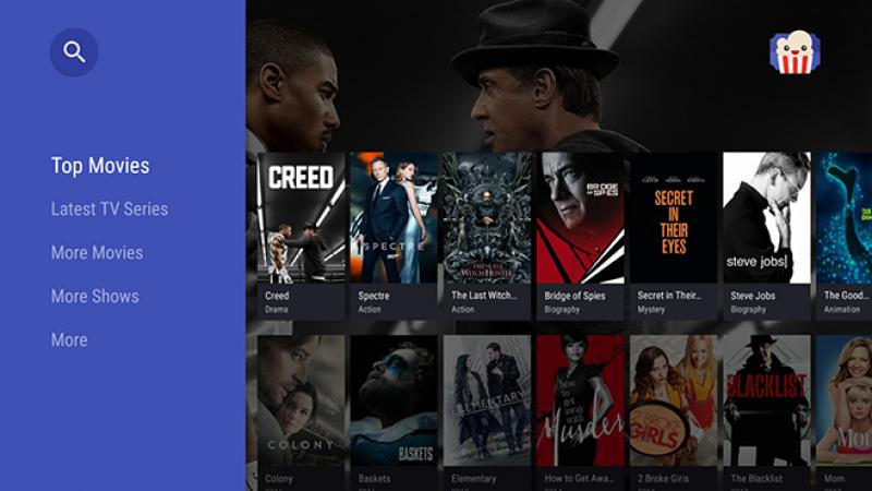 PopCorn Time est de retour avec une nouvelle application sur Freebox Mini 4K