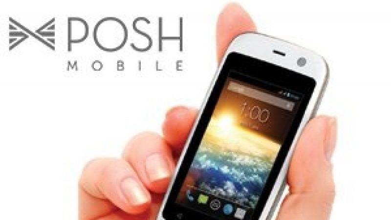 Le Micro X S240 est le plus petit smartphone Android du monde