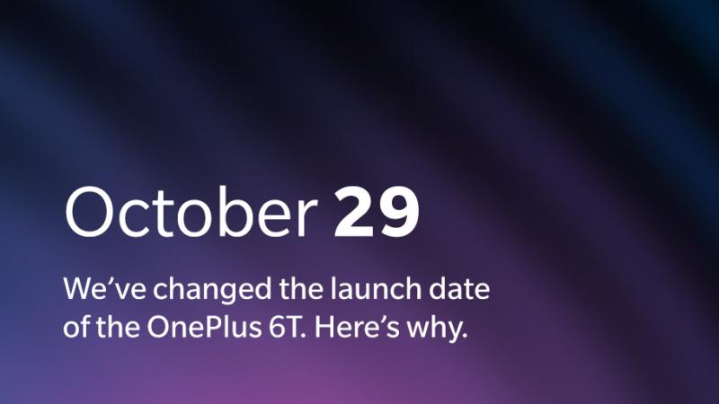Face à Apple, OnePlus avance le lancement de son 6T