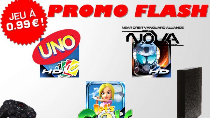 [MàJ] Promo Flash : Nova HD et UNO HD à moins d'un euro sur Freebox Révolution
