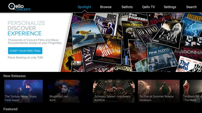 Retrouvez les concerts de vos artistes favoris sur votre Freebox Mini 4K