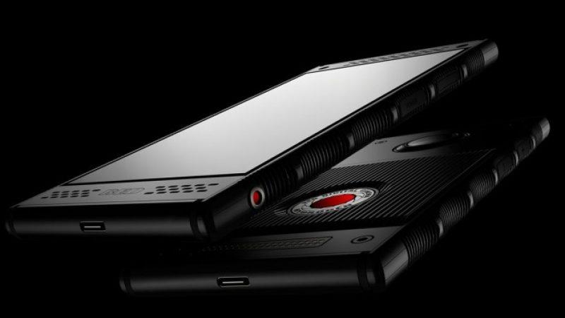 RED Hydrogen One : le premier smartphone de la marque serait un échec