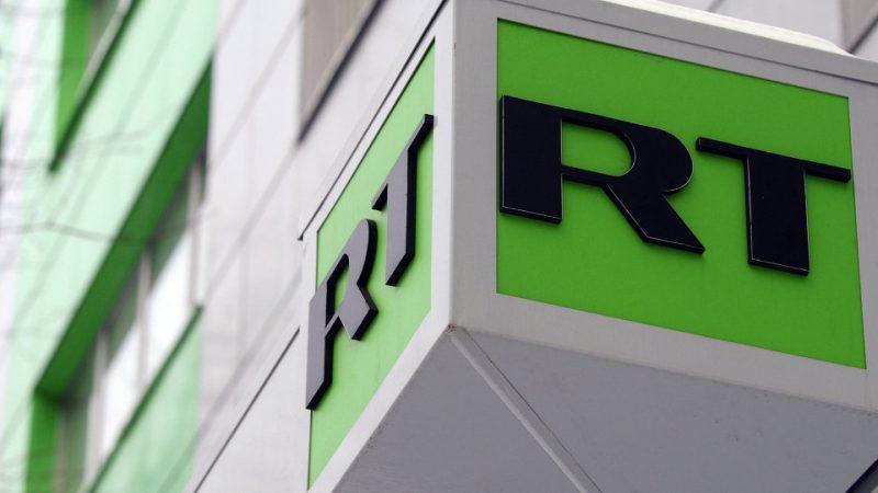 """la chaîne RT France, épinglée par le CSA pour """"manquements à l'honnêteté, à la rigueur de l'information"""""""